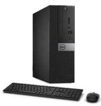 Dell OptiPlex 7060 SFF sem monitor