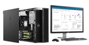 Dell Precision Tower 5820 P2319H